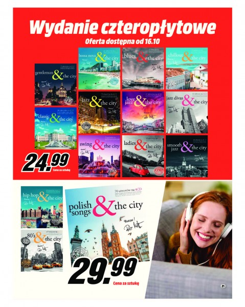 Media Markt gazetka promocyjna od 2018-10-01, strona 21