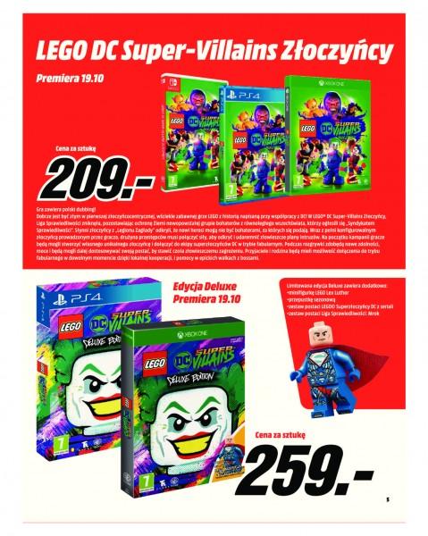 Media Markt gazetka promocyjna od 2018-10-01, strona 5