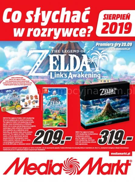 Media Markt gazetka promocyjna od 2019-08-01, strona 1