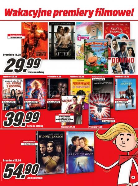 Media Markt gazetka promocyjna od 2019-08-01, strona 13