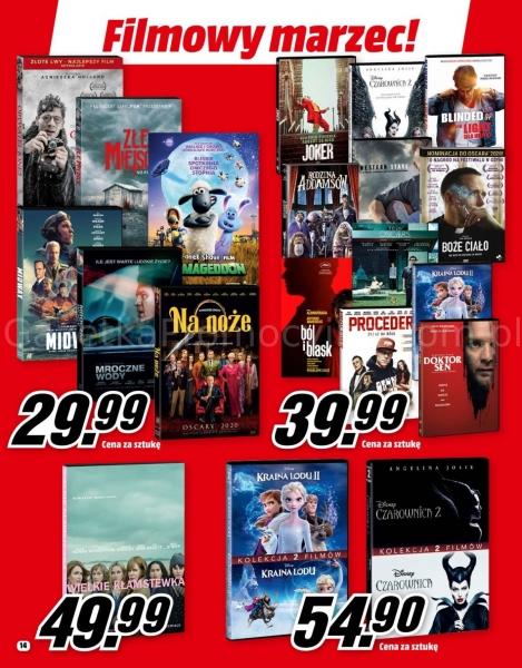 Media Markt gazetka promocyjna od 2020-03-01, strona 14