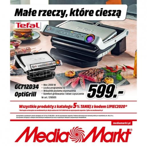 Media Markt gazetka promocyjna od 2020-07-01, strona 1