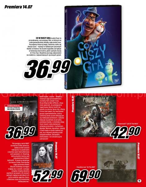 Media Markt gazetka promocyjna od 2021-07-01, strona 15