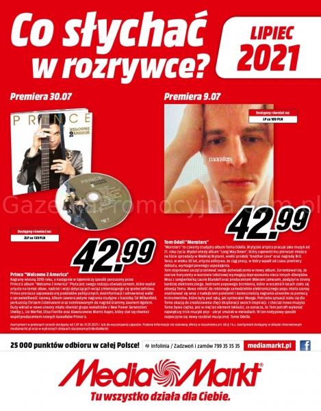 Media Markt gazetka promocyjna od 2021-07-01, strona 16