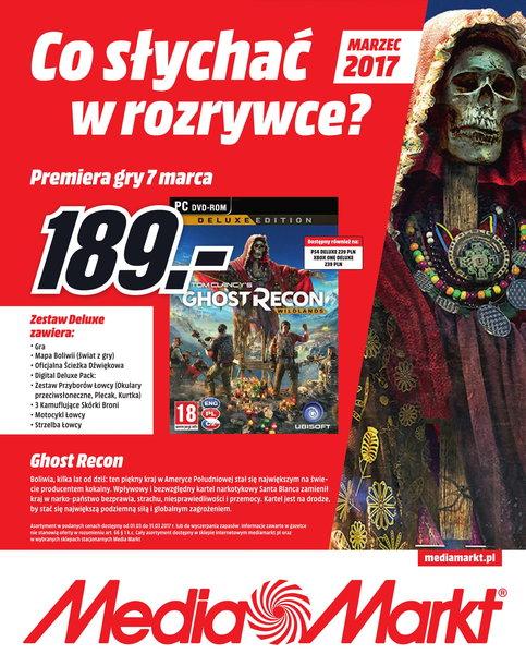 Media Markt gazetka promocyjna od 2017-03-01, strona 1