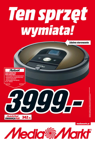 Media Markt gazetka promocyjna od 2017-04-19, strona 1