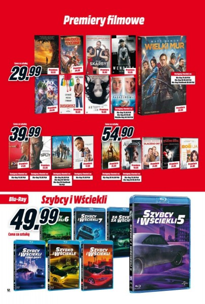 Media Markt gazetka promocyjna od 2017-05-01, strona 12