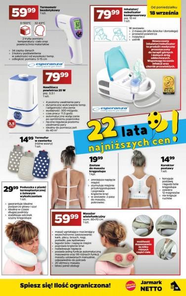 Netto gazetka promocyjna od 2017-09-18, strona 15