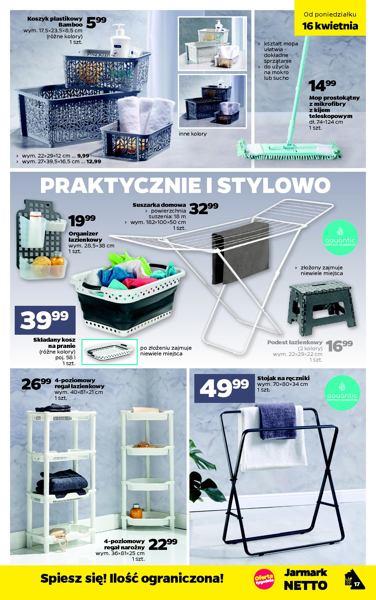 Netto gazetka promocyjna od 2018-04-16, strona 17