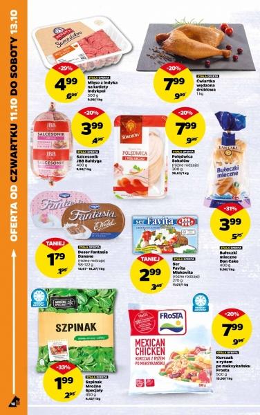 Netto gazetka promocyjna od 2018-10-08, strona 10