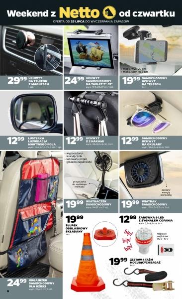 Netto gazetka promocyjna od 2019-07-22, strona 6