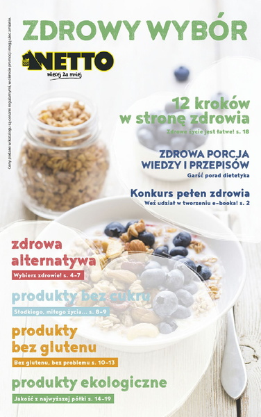 Netto gazetka promocyjna od 2017-01-09, strona 1
