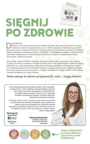 Netto gazetka promocyjna od 2017-01-09, strona 3