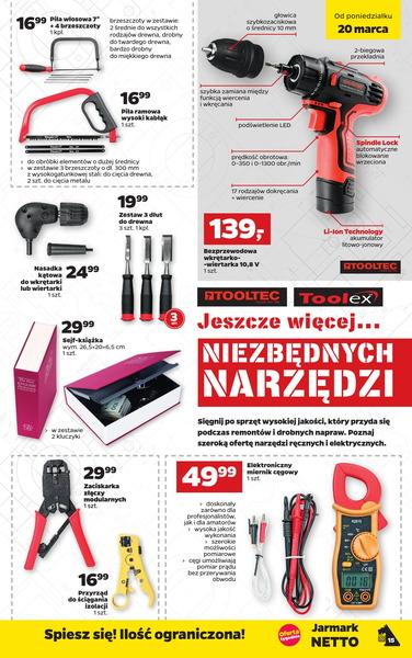 Netto gazetka promocyjna od 2017-03-20, strona 15
