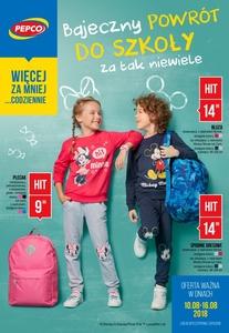1b1184387e389 Plecak szkolny w Pepco • Promocja • Cena