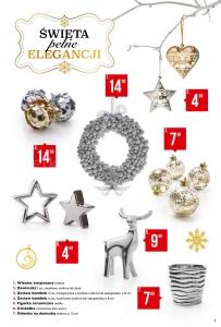 cc138492f003aa Dekoracje świąteczne w Pepco • Promocja • Cena
