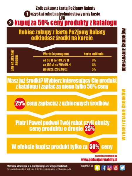 Piotr i Paweł gazetka promocyjna od 2017-05-02, strona 12