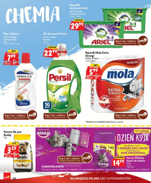 POLOmarket gazetka promocyjna od 2018-02-12, strona 10