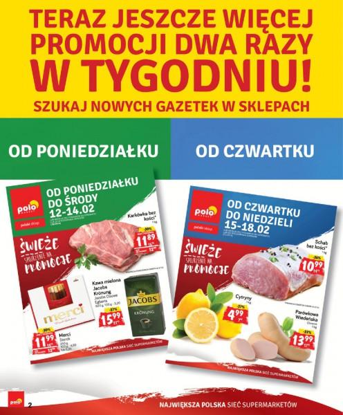POLOmarket gazetka promocyjna od 2018-02-12, strona 2