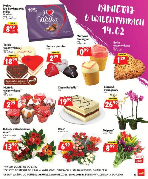 POLOmarket gazetka promocyjna od 2018-02-12, strona 5
