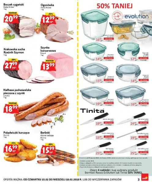 POLOmarket gazetka promocyjna od 2018-02-15, strona 3