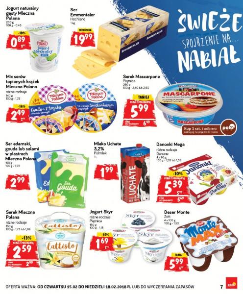 POLOmarket gazetka promocyjna od 2018-02-15, strona 7