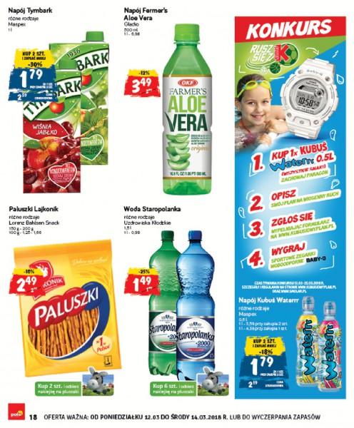 POLOmarket gazetka promocyjna od 2018-03-12, strona 18
