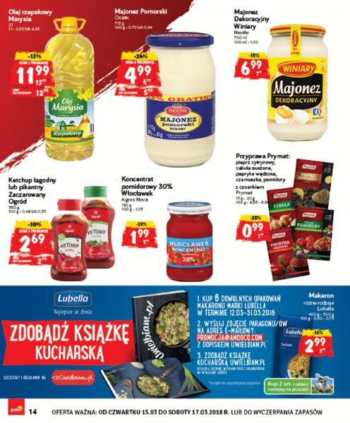 POLOmarket gazetka promocyjna od 2018-03-15, strona 14