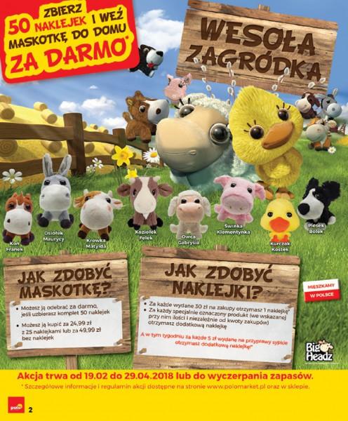 POLOmarket gazetka promocyjna od 2018-03-15, strona 2