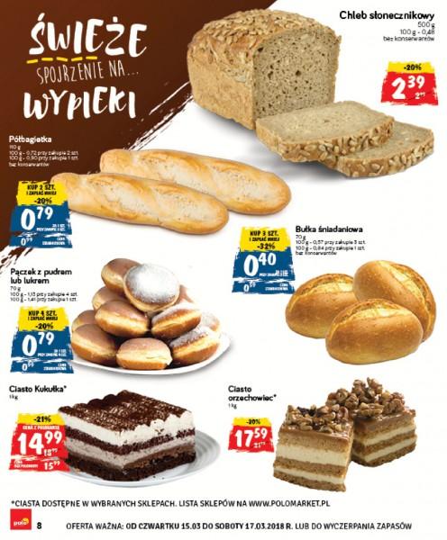 POLOmarket gazetka promocyjna od 2018-03-15, strona 8