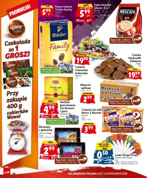 POLOmarket gazetka promocyjna od 2018-04-16, strona 10