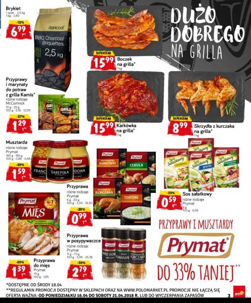 POLOmarket gazetka promocyjna od 2018-04-16, strona 3