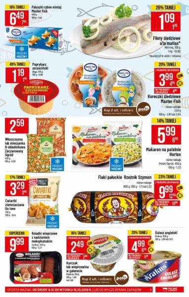 POLOmarket gazetka promocyjna od 2019-10-09, strona 9