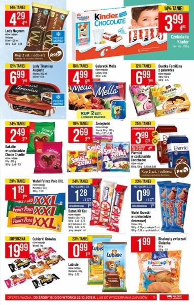 POLOmarket gazetka promocyjna od 2019-10-16, strona 11
