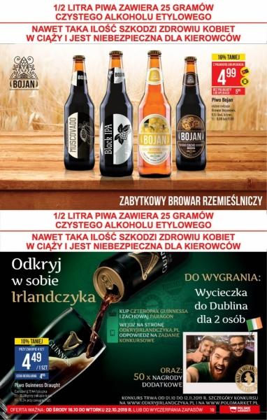 POLOmarket gazetka promocyjna od 2019-10-16, strona 19