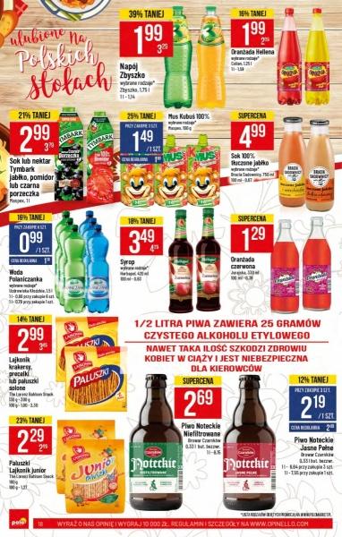 POLOmarket gazetka promocyjna od 2019-11-06, strona 18