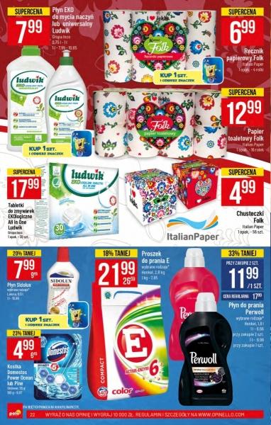 POLOmarket gazetka promocyjna od 2019-11-06, strona 22