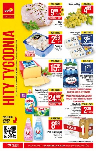 POLOmarket gazetka promocyjna od 2019-11-06, strona 34