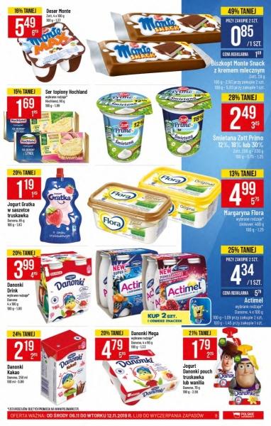POLOmarket gazetka promocyjna od 2019-11-06, strona 9