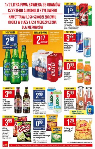 POLOmarket gazetka promocyjna od 2019-11-20, strona 14