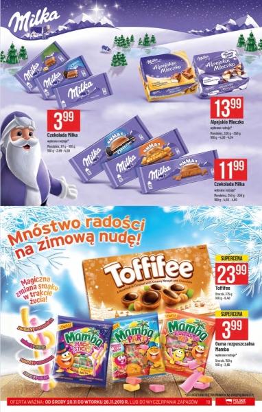 POLOmarket gazetka promocyjna od 2019-11-20, strona 19