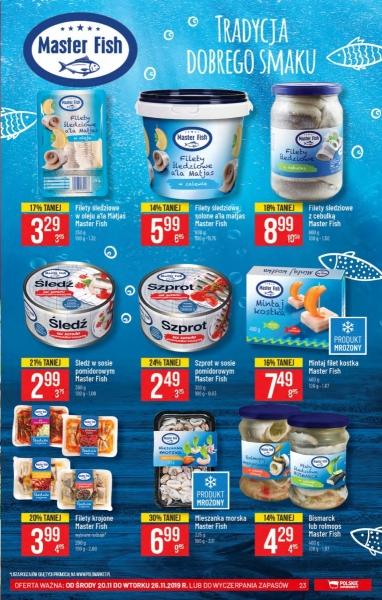 POLOmarket gazetka promocyjna od 2019-11-20, strona 23