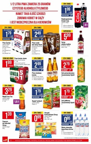 POLOmarket gazetka promocyjna od 2020-01-08, strona 10