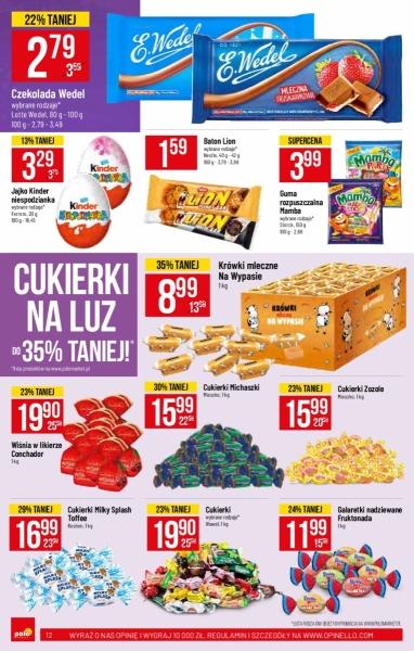 POLOmarket gazetka promocyjna od 2020-01-08, strona 12
