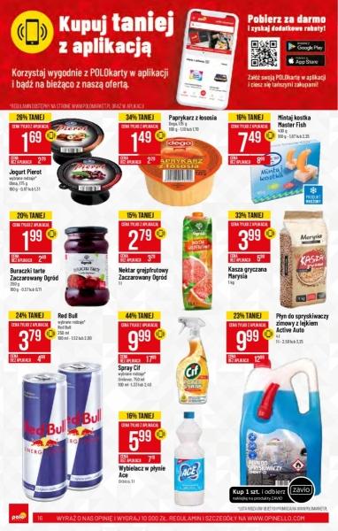 POLOmarket gazetka promocyjna od 2020-01-08, strona 16