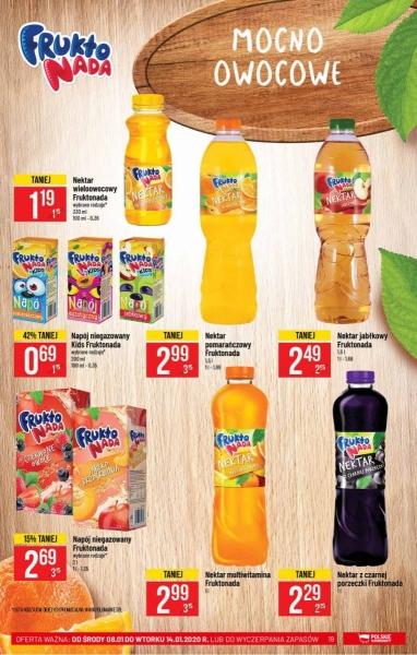 POLOmarket gazetka promocyjna od 2020-01-08, strona 19