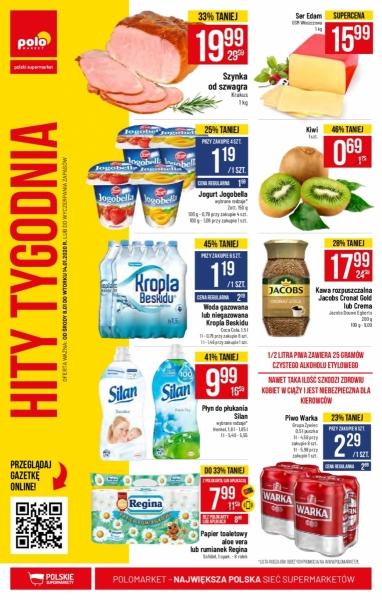 POLOmarket gazetka promocyjna od 2020-01-08, strona 28