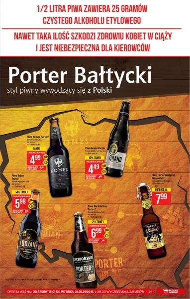 POLOmarket gazetka promocyjna od 2020-01-15, strona 25