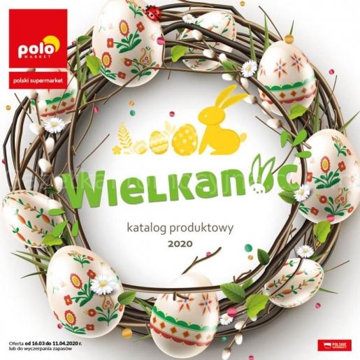POLOmarket gazetka promocyjna od 2020-03-16, strona 1