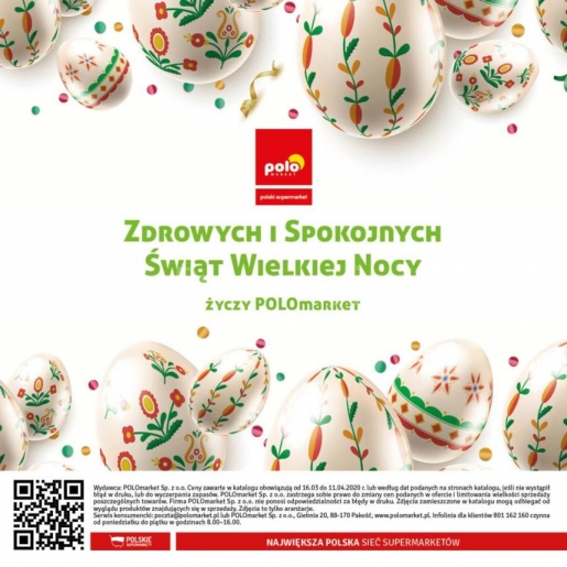 POLOmarket gazetka promocyjna od 2020-03-16, strona 40